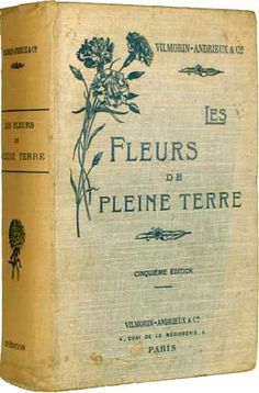 French Flower Book