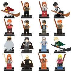 Blocks Reasonable Harry Hogwarts Magician Potter Movie Original Blocks Toys Military Weapon Accessories Compatible Mini Figures Legoinglys City Sale Price