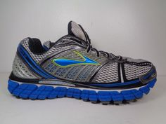 Brooks Trance 12 Men s Running Training Shoes size 8 US Medium D  Brooks   RunningCrossTraining f7335e7d5fb