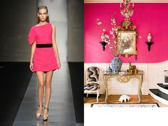 Gianfranco Ferre Spring 2012 RTW and House Beautiful