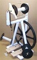Babe's Bulky Production Spinning Wheel - Double Treadle Paradise Fibers