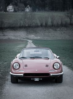 Ferrari Dino 246 GTB spyder