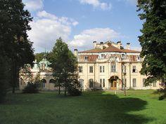 Pałac Goetza, Brzesko