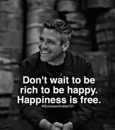 It is easier to succeed if you start happy.