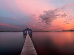 The Boat Shed. Brendon Goodjer