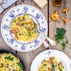Parmesan, Gremolata, Rice Pasta, Fish Dinner, Risotto, Noodles, Salmon, Vegetarian Recipes, Spaghetti