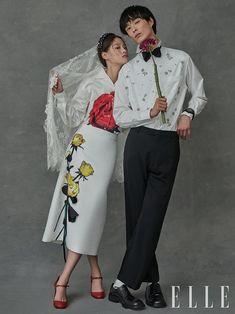 Vogue Photography, Bridal Photography, Photography Women, Couple Photography, Pre Wedding Poses, Wedding Couples, Cute Couples, Korean Couple Photoshoot, Couple Shoot