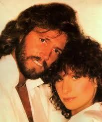 Barry and Barbra Streisand