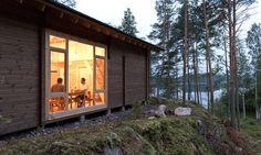 Family retreat located on Finland's Lake Saimaa
