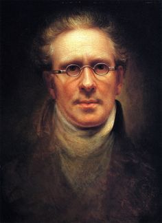 Rembrandt Peale  Self-Portrait 1828