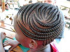 A DRAGON CLAW  HAIRSTYLE GRIPS A UGANDAN GIRL'S FANCY FOR A FASHIONABLE DO by Okinawa Soba, via Flickr