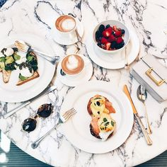 Chic breakfast ,glamour should remain 24 /7