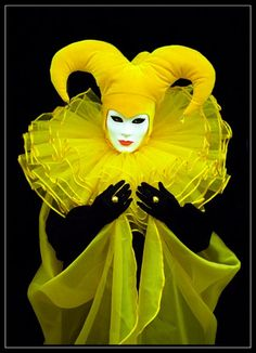 Yellow Mask