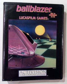 Ballblazer - Lucasfilm Games