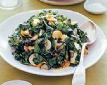 Sauteed Garlic & Greens