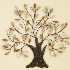 """See our website for more information on """"metal tree wall art decor"""". It is actually an exceptional area to learn more. Metal Wall Art Decor, Tree Wall Decor, Metal Tree Wall Art, Metal Art, Wall Decorations, Tree Sculpture, Wall Sculptures, Painting Shower, Family Tree Wall"""
