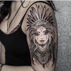 Native Tattoos, Dope Tattoos, Pretty Tattoos, Mini Tattoos, Leg Tattoos, Arm Tattoo, Body Art Tattoos, Sleeve Tattoos, Woman Tattoos