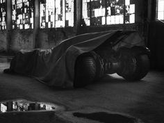 Sneak peak of Ben Affleck's Batmobile shared by Director Zack Snyder