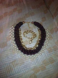 Collar/ perla