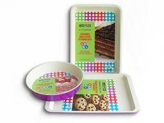 3 Piece Bakeware Set