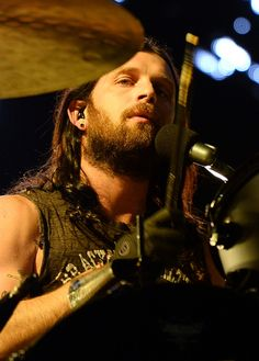 Nathan Followill - Kings of Leon (Life Is Beautiful Festival, October 26th…