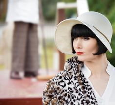 Phryne Fisher from Miss Fisher's Murder Mystery
