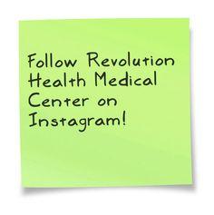 We are now on Instagram!  #revolutionhealthaz #simplechangespowerfulresults https://www.instagram.com/revolution_health_az/