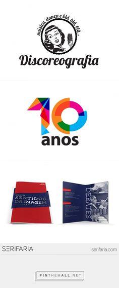 www.serifaria.com [SERIFARIA | graphic design studio] Identidades visuais diversas desenvolvidas para o Itaú Cultural.