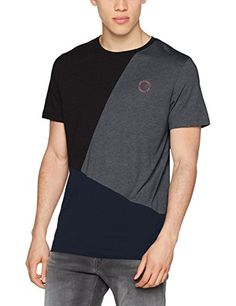 Herren T Shirt, Jack Jones, Neck T Shirt, Ss, Crew Neck, Amazon, Mens Tops, Fashion, Collar Pattern