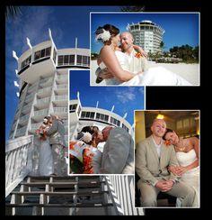 Grand Plaza Resort.  St Pete Beach, Florida.  Beach Weddings. We stayed here and the beach is sooo close!!!