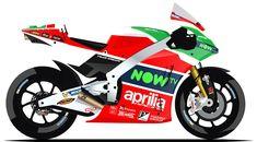 APRILIA RACING TEAM GRESINI   #22 - Sam Lowes ( GBR )   #41 - Aleix Espargaró ( ESP )