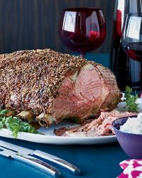 I am going to post what I think would be the perfect New Year's Eve dinner:)