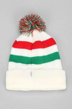 Italy-inspired beanie from Coal! #urbanoutfitters