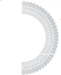 ABANICOS EN BOLILLOS - maria baron - Picasa Web Albums