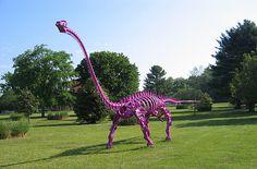 Saturday Art: Twentieth Century Dinosaurs | MyFDL