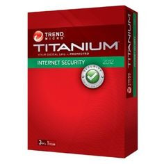 Titanium Internet Security 3 User French and English (bilingual software)