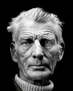 Jane Bown, a famous portrait photographer for The Observer. This is one of my favorites: Samuel Beckett 1976 Samuel Beckett, Jane Bown, White Photography, Portrait Photography, Foto Face, Writers And Poets, Black And White Portraits, Interesting Faces, Famous Faces