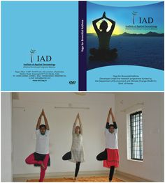 IAD has released the #yoga video for Bronchial #Asthama in School Children(DoECC project). Ms. Hanna Gail Pfershy from the University of Michigan, Ann Arbor, MI College of Engineering USA volunteered in #IAD to develop the yoga protocol.