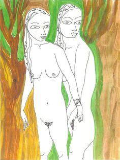 The immaculate conception: 32 positions of love (Paul Eluard & André Breton) Drawing Sketches, Drawings, Immaculate Conception, Green Colors, Writers, Illustration, Artist, Books, Book Covers