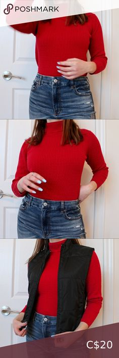 I just added this listing on Poshmark: Vintage Red Knitted Turtleneck. #shopmycloset #poshmark #fashion #shopping #style #forsale #Karen Scott #Sweaters Beige Sweater, Cable Knit Sweaters, Pullover Sweaters, Karen Scott, Striped Tank Top, Color Block Sweater, Black Knit, Turtleneck, Red