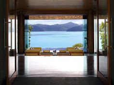 Must Stay - Top 100 Hotels & Resorts in the World - Condé Nast Traveler. Qualia, Hamilton Island, Great Barrier Reef, Australia