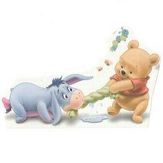 winnie the pooh quotes Pooh and Eeyore Pooh und Eeyore Pooh Baby, Cute Winnie The Pooh, Winne The Pooh, Winnie The Pooh Quotes, Winnie The Pooh Friends, Disney Kunst, Arte Disney, Disney Art, Disney Drawings