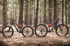 2013 Specialized Stumpjumper Evo 26 & 29