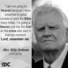 America's Pastor, Reverend Billy Graham (1918-2018) - RIP #BillyGraham