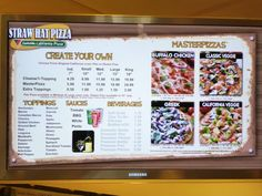 "Case Study: Straw Hat Pizza - ""California was the first to implement requirements stating that restaurants had to include calorie information on menu boards. For our stores with digital menu boards making those nutritional changes, and updating them as-needed, is very easy. We can create the sign at headquarters and distribute updates immediately with a few clicks of a mouse, saving us tens of thousands of dollars each time."""