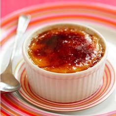Coconut Custard Brulee - Splenda