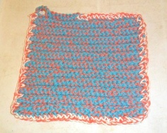 An easy, fun to make pot holder