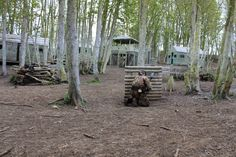 Paintballing in North West London. #paintball #paintballing