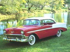 1956 Chevy hardtop~