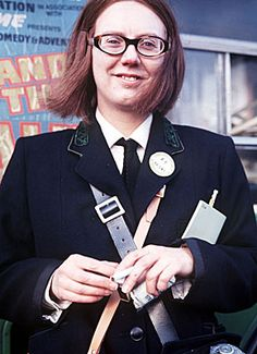 Olive (played by Anna Karen) - On The Buses
